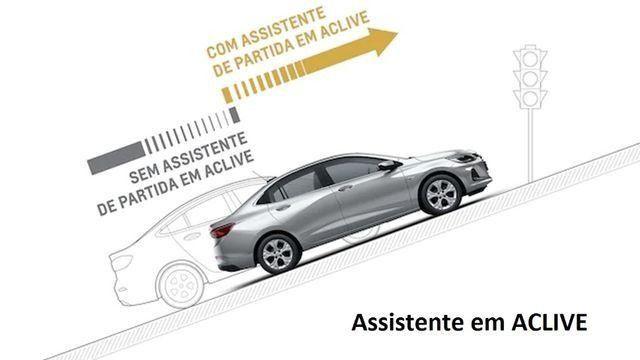 Ônix Turbo Automático - Potência de 1.6 com Mais Economia - Bônus de Fábrica - 0 km - Foto 13
