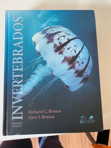 Livro invertebrados
