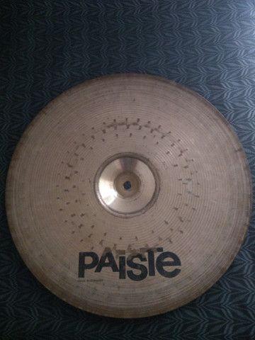 Prato Paiste Bronze 502 16'' Crash - Foto 2