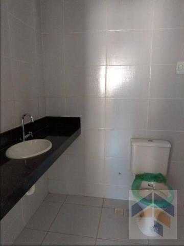 Apartamento com 3 dormitórios à venda, 112 m² por R$ 485.000,00 - Bessa - João Pessoa/PB - Foto 8