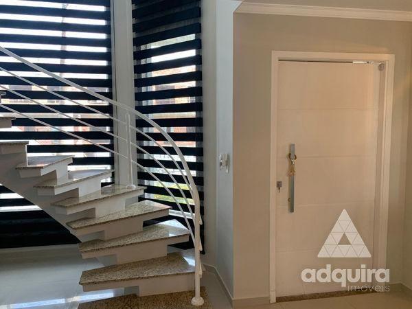 Casa sobrado com 3 quartos - Bairro Estrela em Ponta Grossa - Foto 4