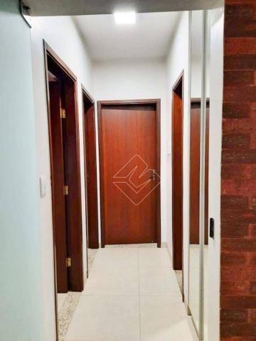 Apartamento com 3 dormitórios à venda, 85 m² por R$ 390.000 - Residencial Turmalinas - Vil - Foto 13