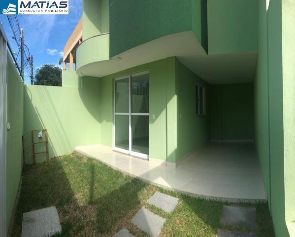 Casa duplex 2 quartos sendo 1 suíte com quintal no bairro Ipiranga, próximo ao Centro de G - Foto 2