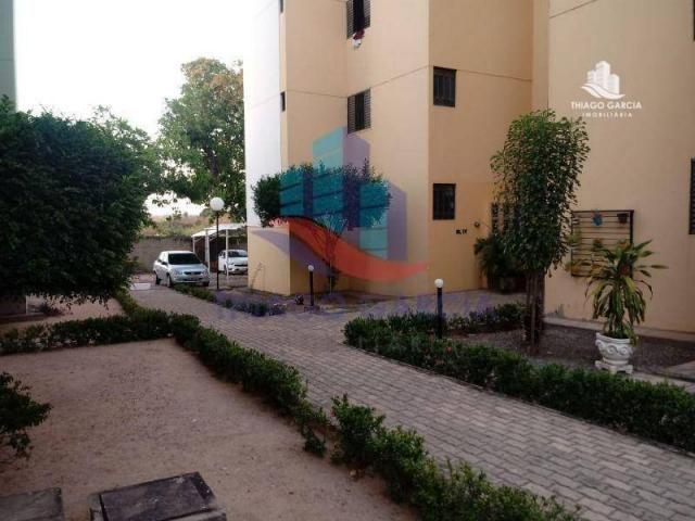 Apartamento com 2 dormitórios à venda, 44 m² por R$ 120.000,00 - Piçarreira - Teresina/PI - Foto 7
