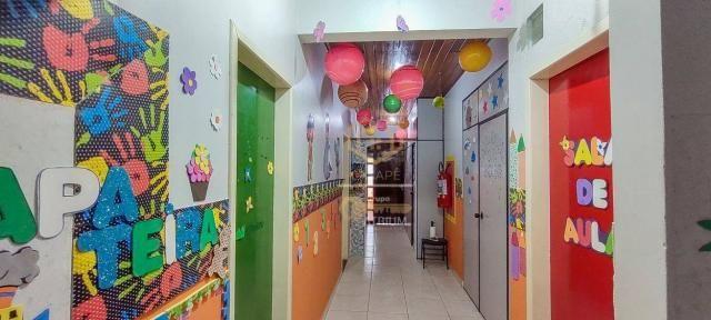 Ponto (Estrutura para escola infantil), com 180 m² - venda por R$ 350.000 ou aluguel por R - Foto 9