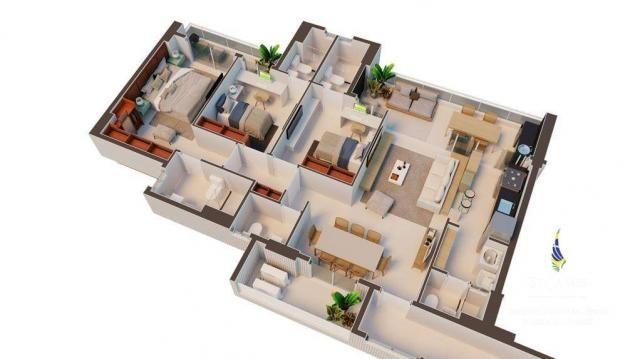 Lançamento apartamentos 3 quartos na Aldeota!!! - Foto 9