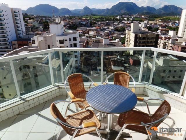 Apartamento com 3 quartos para alugar TEMPORADA- Praia do Morro - Guarapari/ES - Foto 3