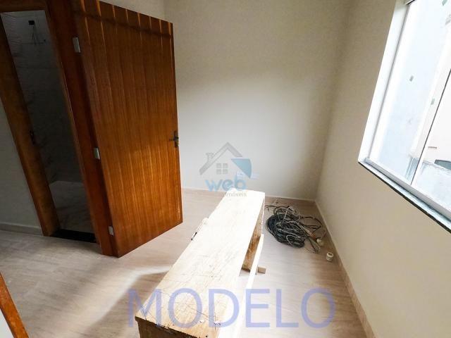 Sobrado à venda com 2 quartos, 72,99 m², terraço, próximo ao Santuário da Divina Misericór - Foto 17