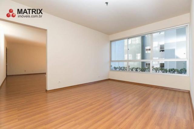 Apartamento com 4 dormitórios para alugar, 159 m² por R$ 2.950,00/mês - Água Verde - Curit - Foto 10