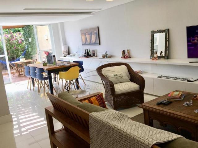 Casa de condomínio para alugar com 4 dormitórios em Oficinas, Ponta grossa cod:L1260