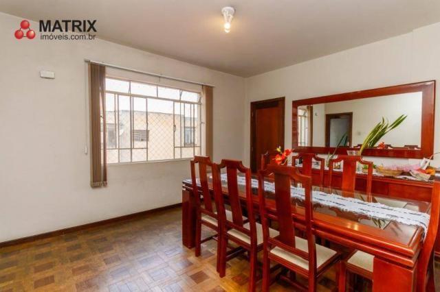 Amplo Apartamento com 3 dormitórios à venda, 164 m² - São Francisco - Curitiba/PR - Foto 7