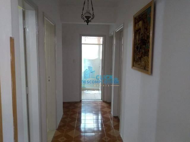 Apartamento à venda, 140 m² por R$ 510.000,00 - Ponta da Praia - Santos/SP - Foto 7