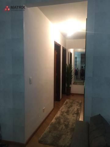 Apartamento com 3 dormitórios à venda, 71 m² por R$ 245.000,00 - Barreirinha - Curitiba/PR - Foto 7
