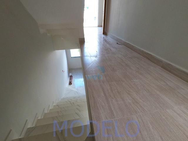 Sobrado à venda com 2 quartos, 72,99 m², terraço, próximo ao Santuário da Divina Misericór - Foto 15