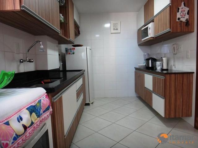 Apartamento com 3 quartos para alugar TEMPORADA- Praia do Morro - Guarapari/ES - Foto 4