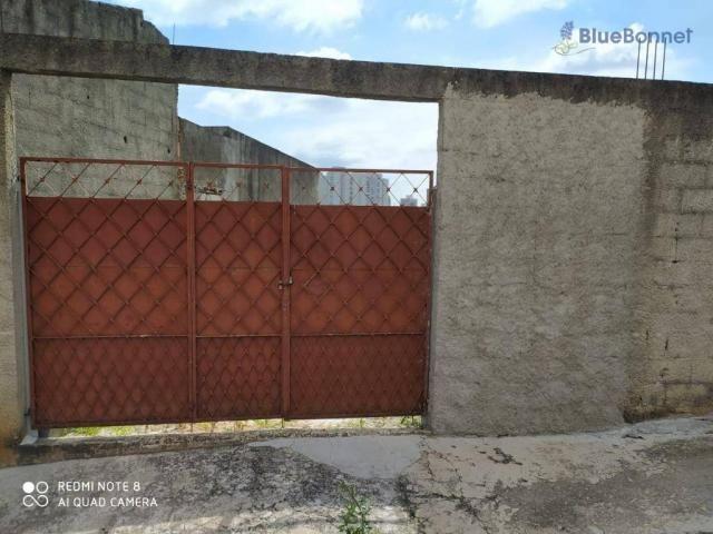 Terreno para alugar, 174 m² por R$ 1.500,00/mês - Bela Vista - Jundiaí/SP