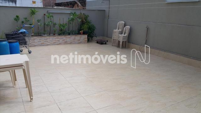 Apartamento à venda com 3 dormitórios em Santo andré, Belo horizonte cod:725176