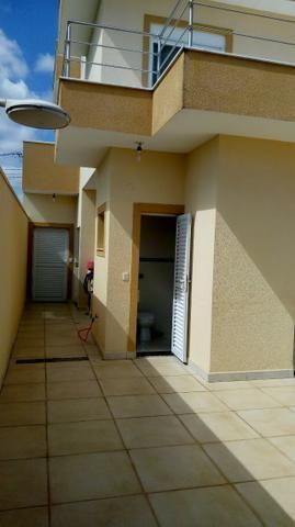 Lindíssimo Sobrado 3 Dormitórios no Residencial Real Park Sumaré - Foto 10