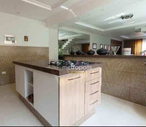 Sobrado para alugar, 427 m² por R$ 8.400,00/mês - Cerâmica - São Caetano do Sul/SP - Foto 9