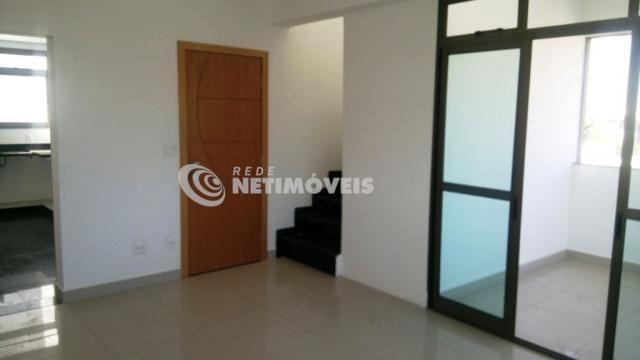 Apartamento à venda com 4 dormitórios em Coração eucarístico, Belo horizonte cod:585115 - Foto 2