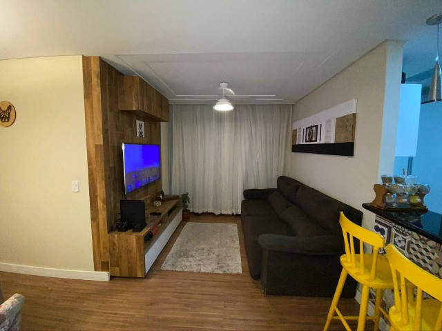 LO- Lindo apartamento de 02 quartos na Praia das Gaivotas - Foto 6