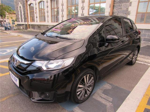 Honda Fit 1.5 ex 16v flex 4p automático - Foto 2