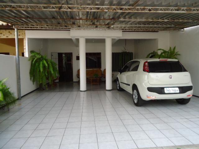 Casa residencial à venda, Engenheiro Luciano Cavalcante, Fortaleza - CA0303. - Foto 4
