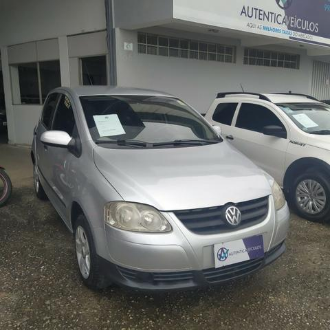 Vw Fox Route 1.0 2008