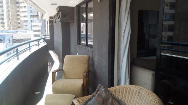 Apartamento com 3 dormitórios à venda, 148 m² por R$ 850.000 - Aldeota - Fortaleza/CE - Foto 13