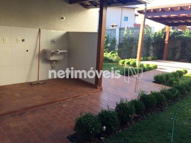 Casa de condomínio à venda com 3 dormitórios em Francisco pereira, Lagoa santa cod:759734 - Foto 17