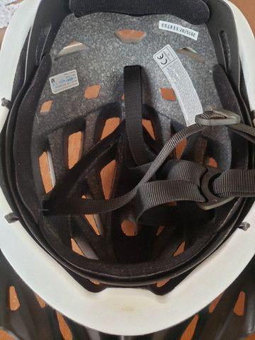 Capacete Bike regulável - Foto 5