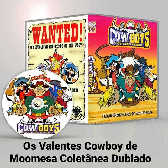 Cowboys de Moomesa Coletânea Dublada