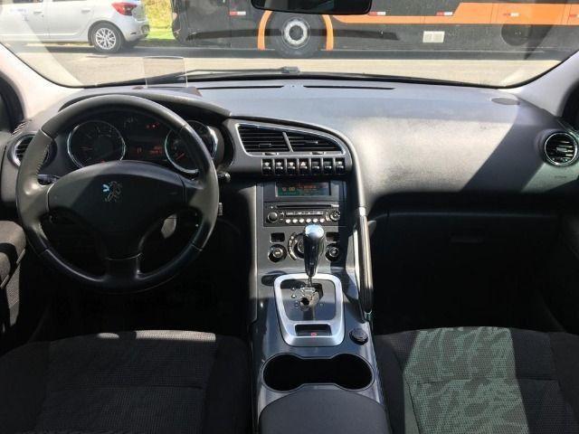 Peugeot 3008 1.6 Turbo Allure 2011 Automático - Foto 13