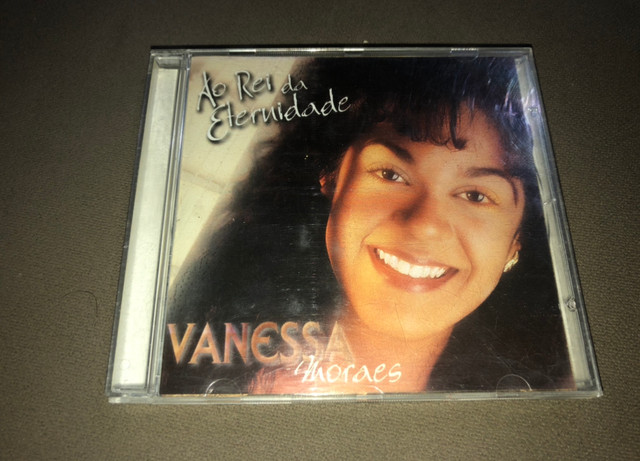 CD Vanessa Moraes - Ao Rei da Eternidade