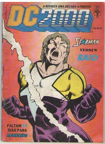Kit Quadrinhos DC (Super-Powers, DC Especial e DC 2000) - 6 revistas - Foto 5
