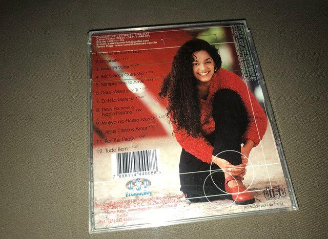CD Vanessa Moraes - Ao Rei da Eternidade - Foto 2