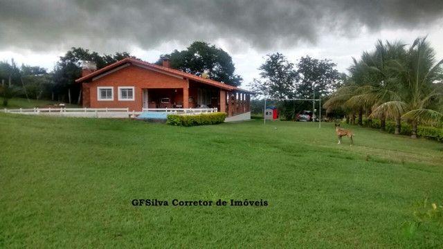 Chácara 30.000 m2 Casa 4 dorm. , suite, Píscina , fácil acesso Ref. 424 Silva Corretor - Foto 4