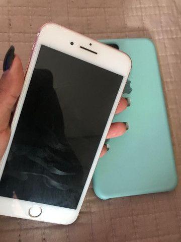 Vendo IPhone 7 Plus Rose 256gb  - Foto 5