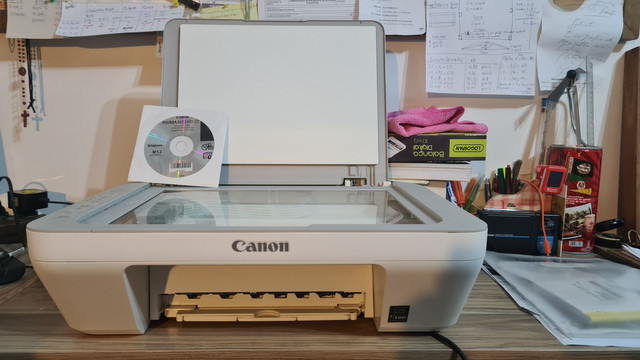 Impressora cannon