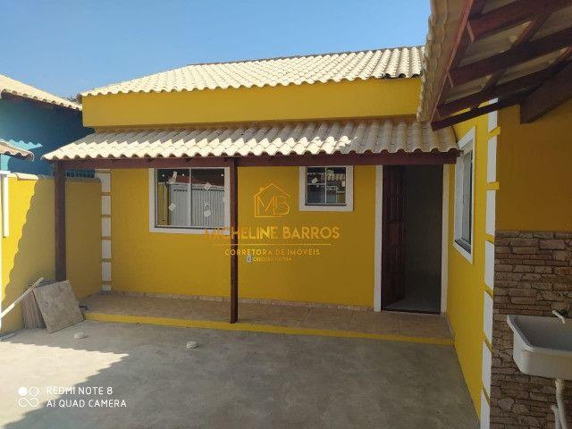 Fc/ Casa em Unamar muito bem localizada - Foto 4
