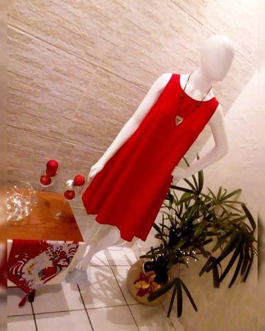 Vestido Vermelho - Foto 2