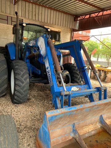 Trator New Holland T6.130 4x4 - Foto 4