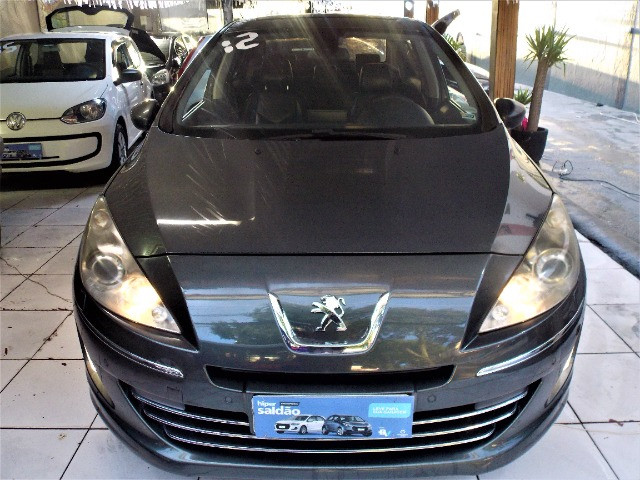 Peugeot 408 Sedan Griffe 2012 c/ Teto Top - Foto 2