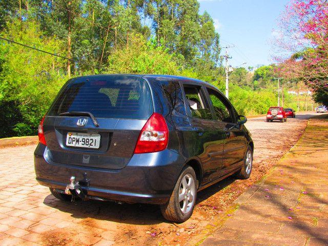 Fit lxl 2005 Automático 150mil Km - Foto 3