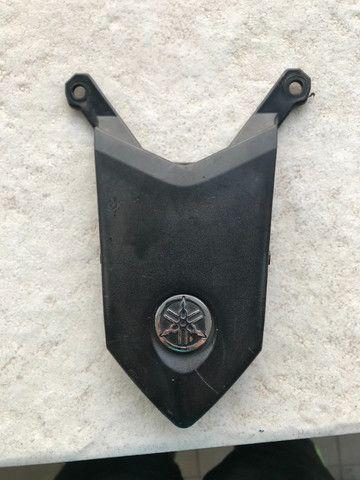Carenagem original traseira central - Yamaha mt03/R3