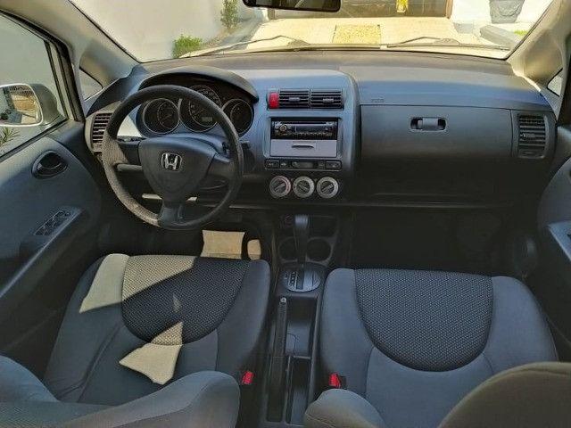 Honda fit lxl 2008 automático - Foto 5