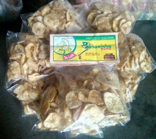 Banana chips  - Foto 2