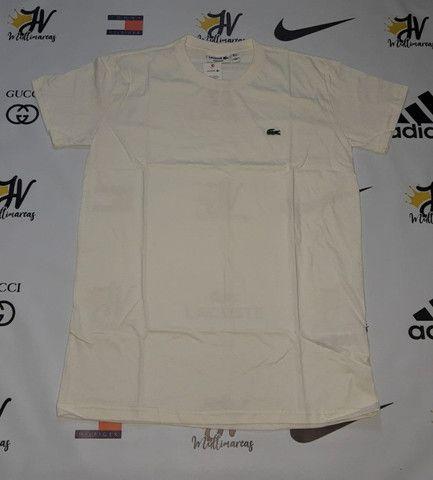 Camiseta malha peruana - Foto 6