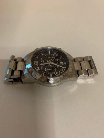 Relógio Michael Kors fundo Azul - Foto 3
