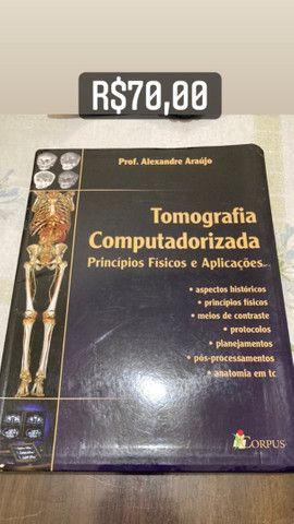 Livros de radiologia e numerador  - Foto 3